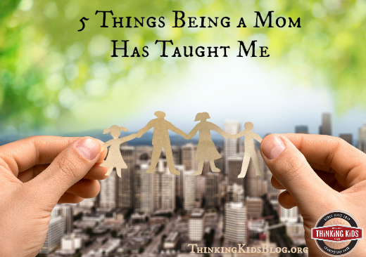 5 Things Bible a Mom Has Taught Me