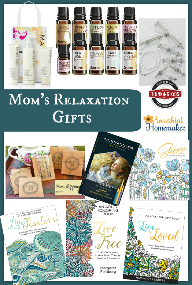 Mom's Relaxation Gifts