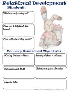 Homeschool Curriculum Planner [In Three Designs]