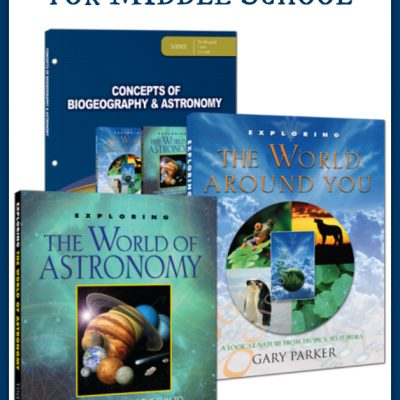 Concepts of Biogeography & Astronomy {Curriculum Overview}