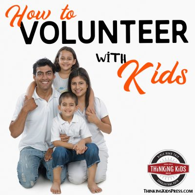 How to Volunteer with Kids