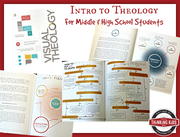 Visual Theology is a perfect intro to Christian living for middle and high school students.