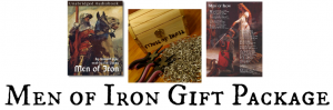 Men of Iron Gift Package from Raising Real Men