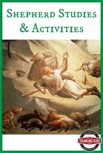 Shepherd Studies and Activities!