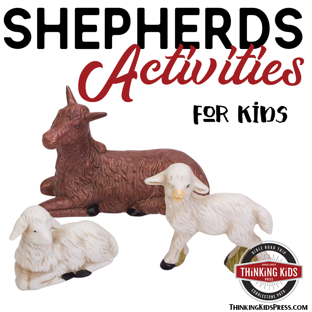 Shepherds Activities for Kids