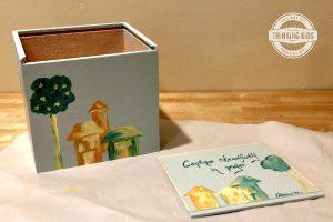 Make a Family Prayer Box {With Printable Prayer Card Dividers}