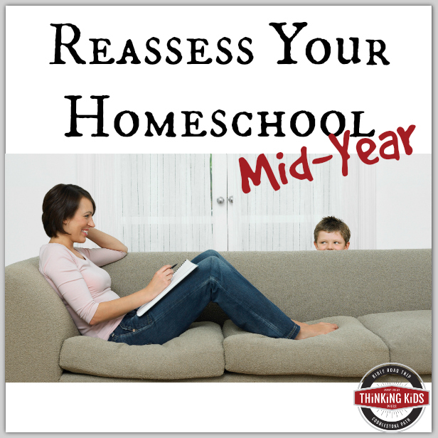 Reassess Your Homeschool Mid-Year