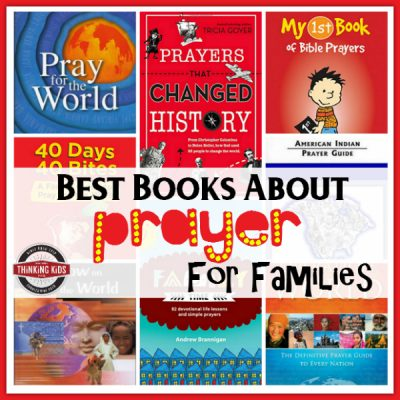 Best Books About Prayer for Families