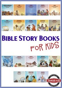 Bible Story Books for Kids