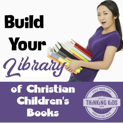 Build Your Library of Rockin' Christian Children's Books