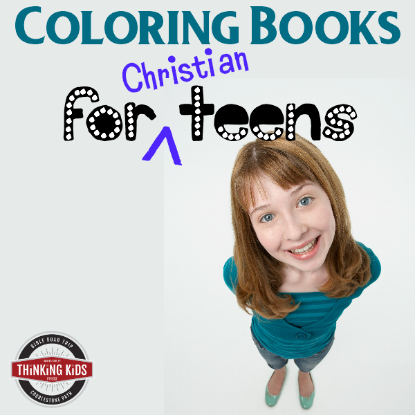 Coloring Books for Christian Teens