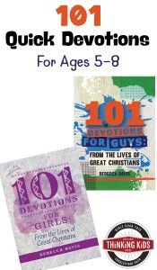 101 Devotions for Kids
