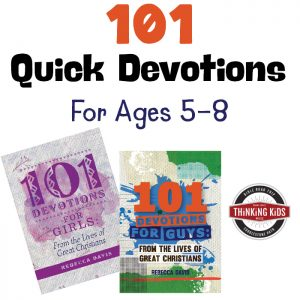 101 Devotions for Kids
