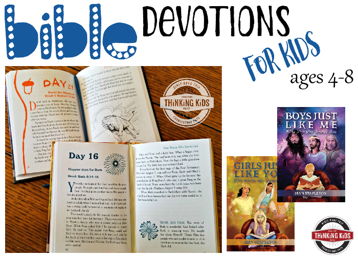 Bible Devotions for Kids