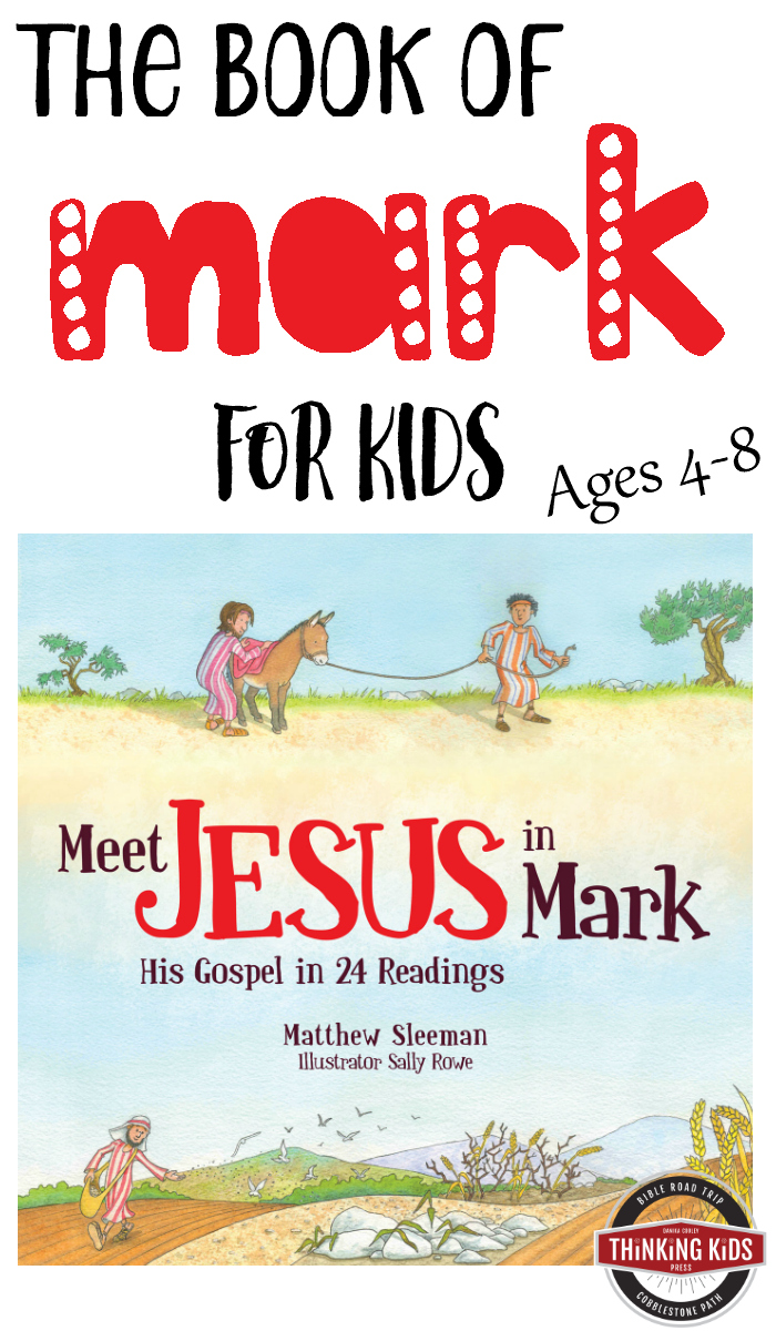 Book of Mark for Kids