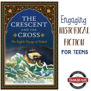 The Crescent and the Cross: The Eighth Voyage of Sinbad. Awesome historical fiction for teens!