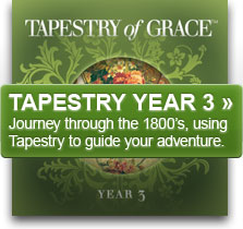 Tapestry of Grace Year Three