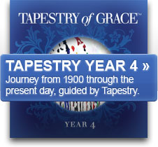 Tapestry of Grace Year Four