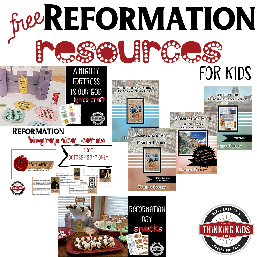 Free Reformation Resources for Families