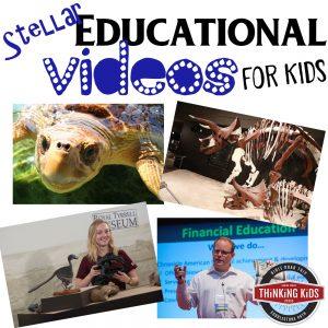 Stellar Educational Videos for Kids: A supplemental online homeschooling resource