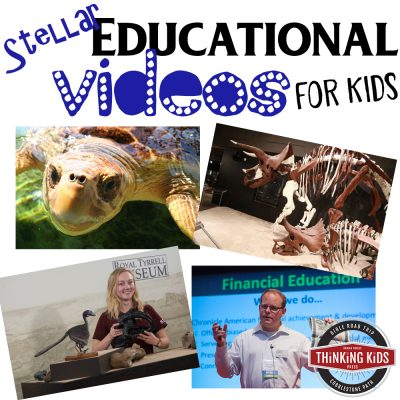 Stellar Educational Videos for Kids: A Supplemental Online Homeschooling Resource