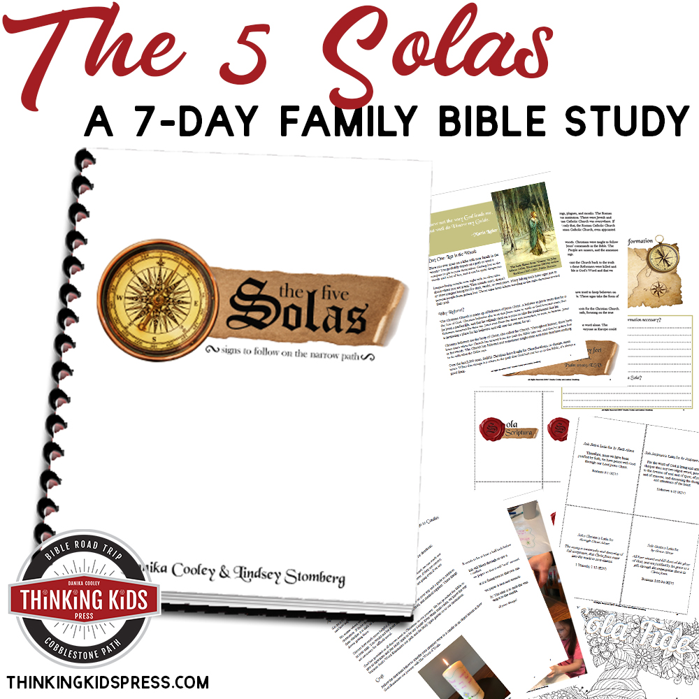 The Five Solas Family Bible Study