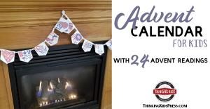 Printable Advent Calendar with Advent Readings
