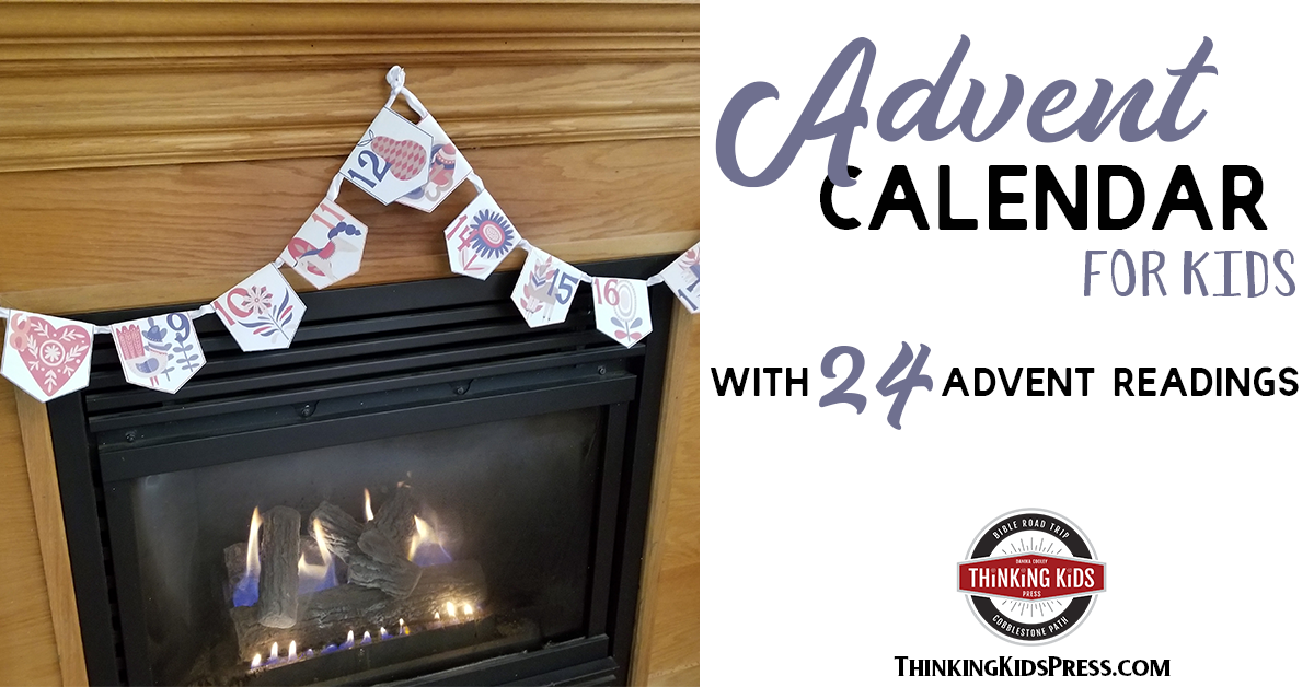 Printable Advent Calendar with Advent Readings
