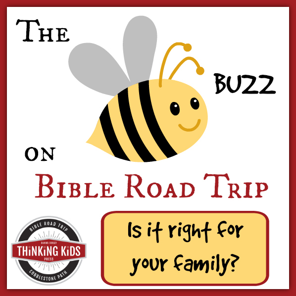 Children's Bible Curriculum: Read reviews of Bible Road Trip™