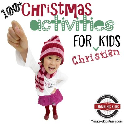 100+ Christmas Activities for Kids