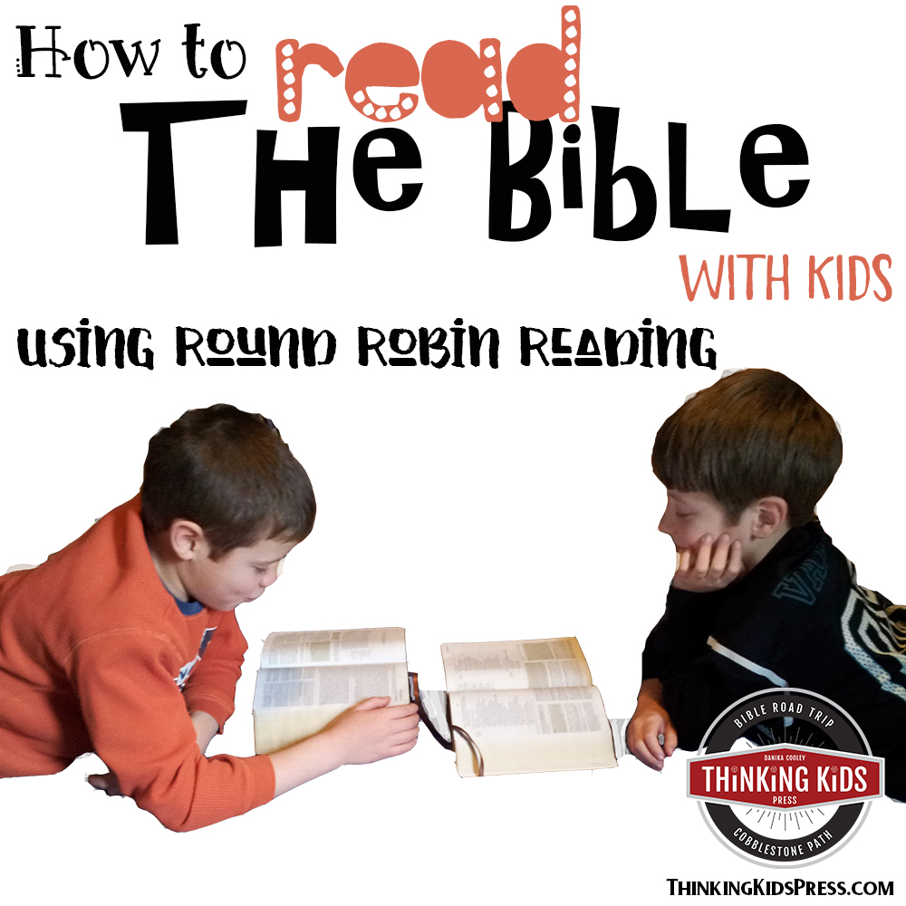 How to Read the Bible using Round Robin Reading