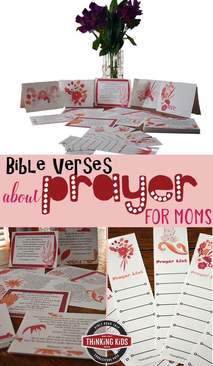 Bible Verses About Prayer for MomPrayer is a big deal to God. In addition to verses about prayer in the Bible, we alsosee people pray all throughout Scripture. Check out this beautiful set for moms.