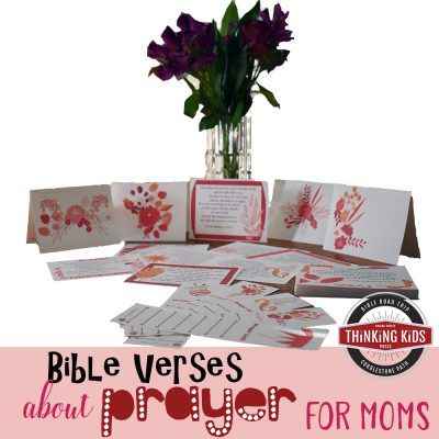 Bible Verses about Prayer for Moms
