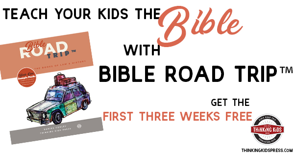 Bible Road Trip™ Year One Sample