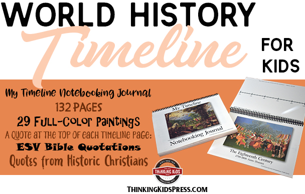 Timeline Creator | World History Timeline for Kids