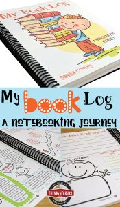 My Book Log: A Notebooking Journey