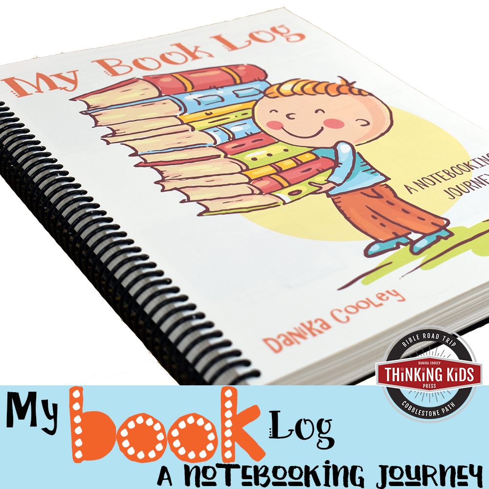 My Book Log | A Notebooking Journey