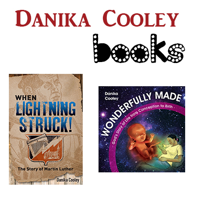 Books by Danika Cooley