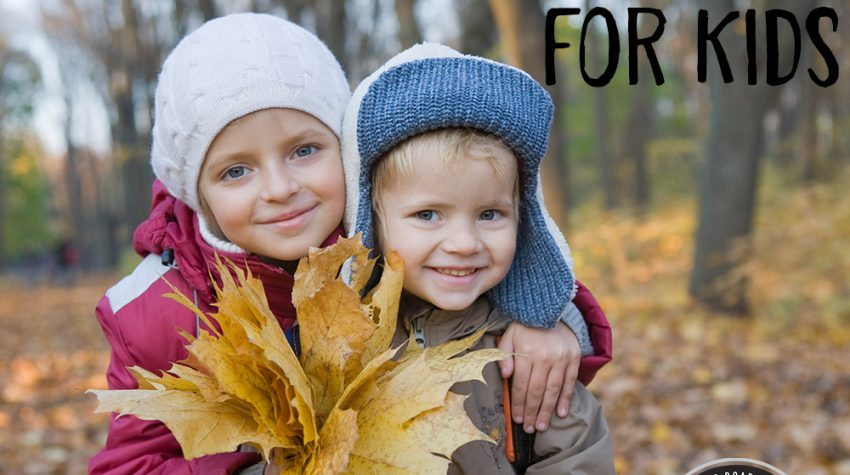 100+ Fall Activities for Kids