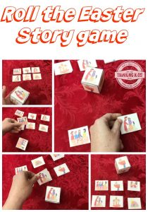 Easter Story Kids Game