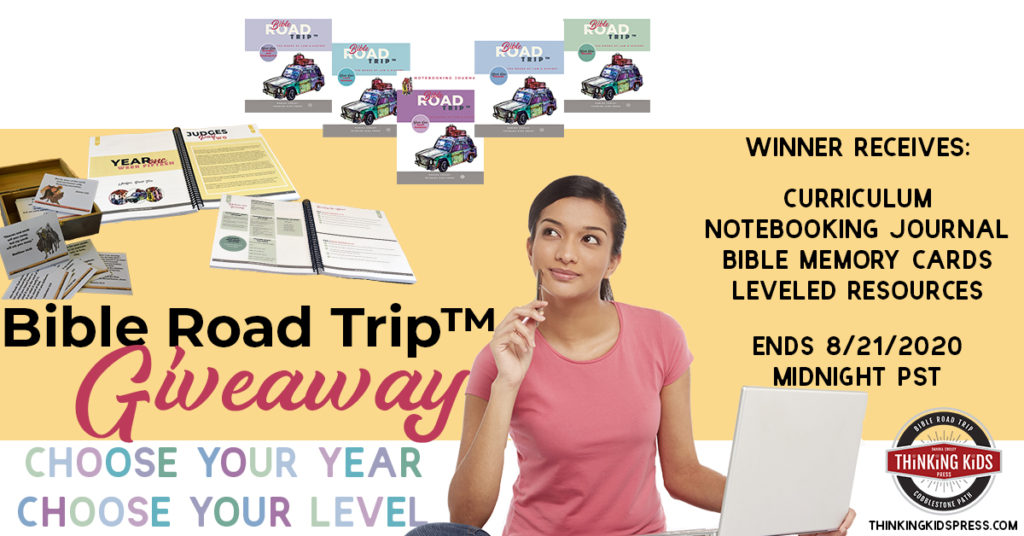 Bible Road Trip Giveaway