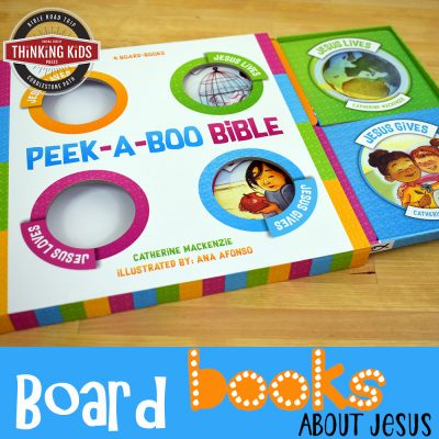 Board Books about Jesus