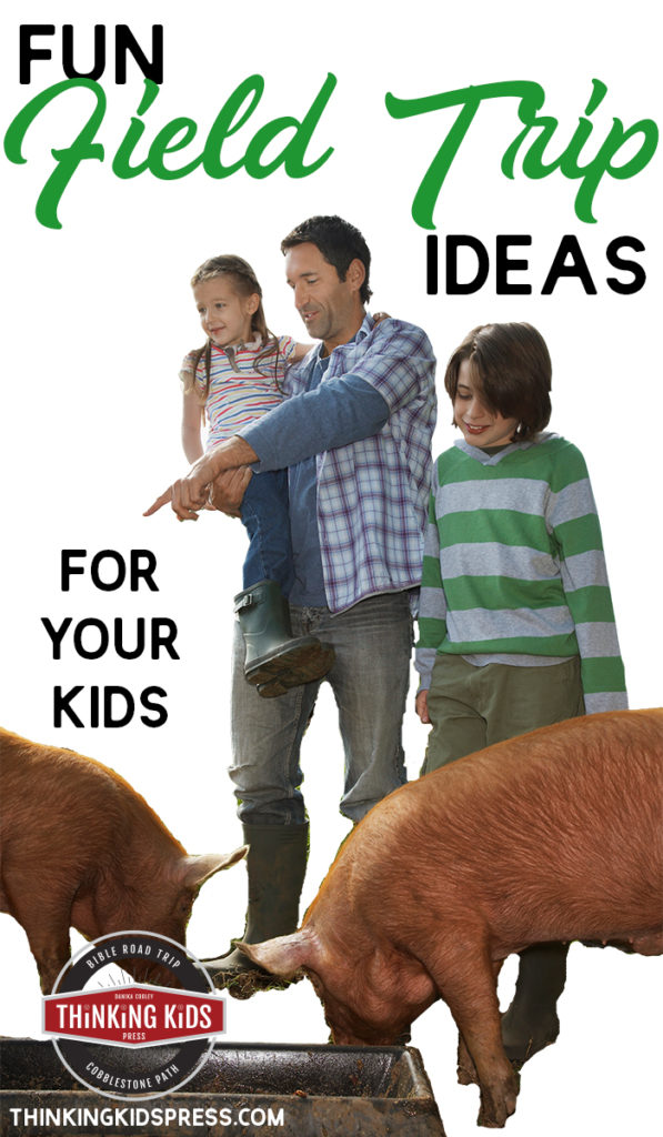 Fun Field Trip Ideas for Your Kids