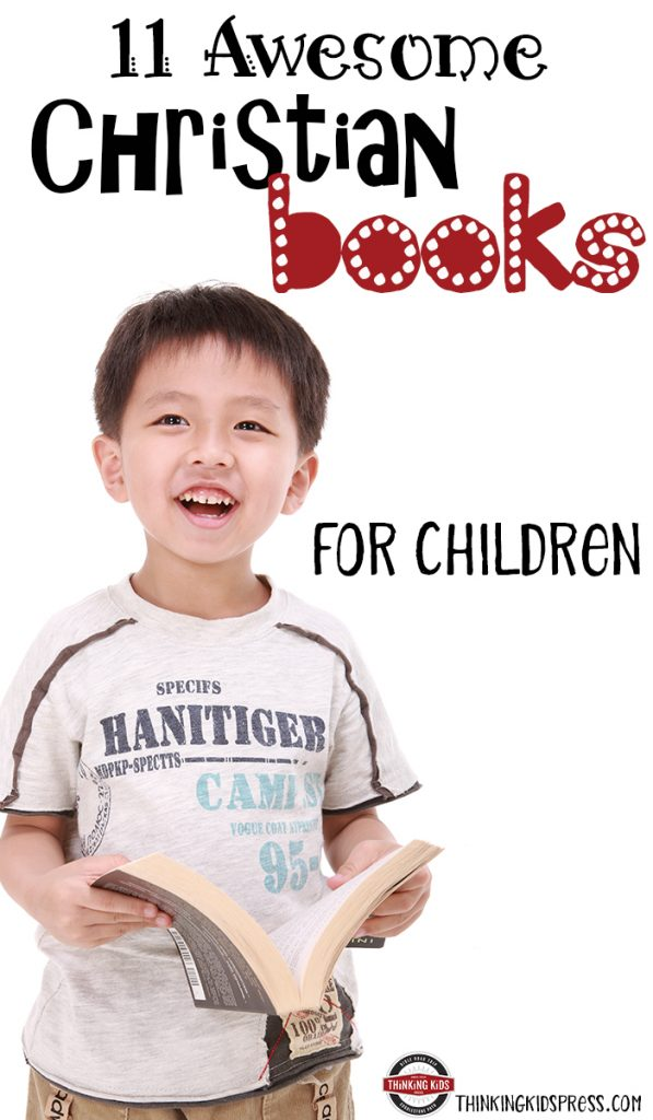 11 Awesome Christian Books for Children