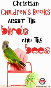 Christian Children's Books about the Birds and the Bees