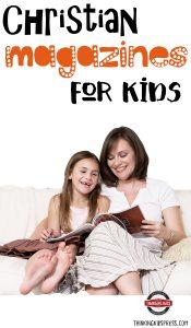 Christian Magazines for Kids