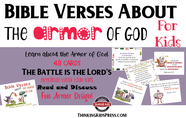 Bible Verses about Fruit of the Spirit for Kids -- 48 Bible Memory Verse Cards in ESV or KJV