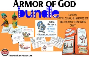 The Full Armor of God Bible Study Bundle