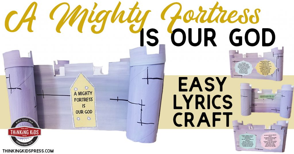 A Mighty Fortress is Our God Lyrics Craft