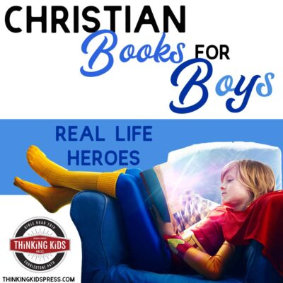 Christian Books for Boys Real Life Heroes